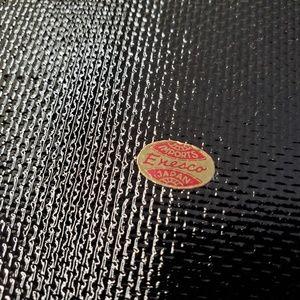 Accents - vintage Ensenco covered bridge tray w/ handles